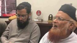 نجاة عالم ديني المشهور في محاولة اغتيال بمدينة كراتشي الباكستانية