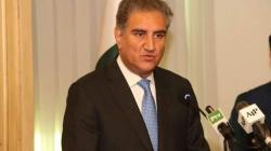 وزیر الخارجیة الباکستاني شاہ محمود قریشي یلتقي نظیرہ النیوزیلندي ..