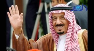 الاتصال الھاتفي بین خادم الحرمین الشریفین سلمان بن عبدالعزیز ..