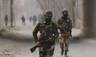 Indian soldier kills three colleagues, then commits suicide
