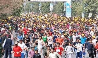 Lahore DC reviews preparations for Pakistan Day marathon race