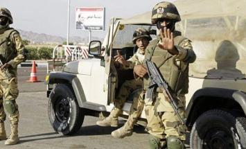 مصر : مقتل 7 مسلحین اثر عملیات القوات ..