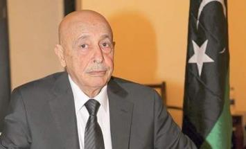 رئيس مجلس النواب الليبي يبحث مع مبعوث ..