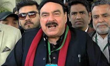 وزير السكك الحديدية الباكستاني: مسيرة ..