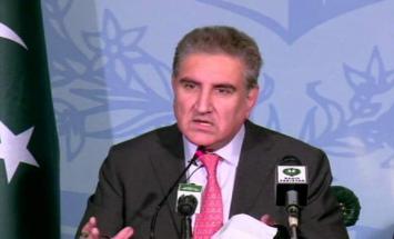وزير الخارجية شاه محمود قريشي: اللجنة ..