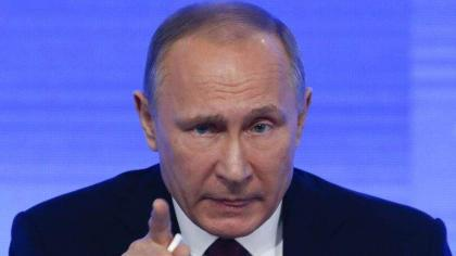 Putin Proposes Inviting Israeli Prime Minister to Opening of Synagogue in Crimea