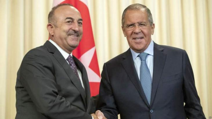 Lavrov to Attend 7th Russian-Turkish Strategic Planning Meeting in Antalya - Ministry