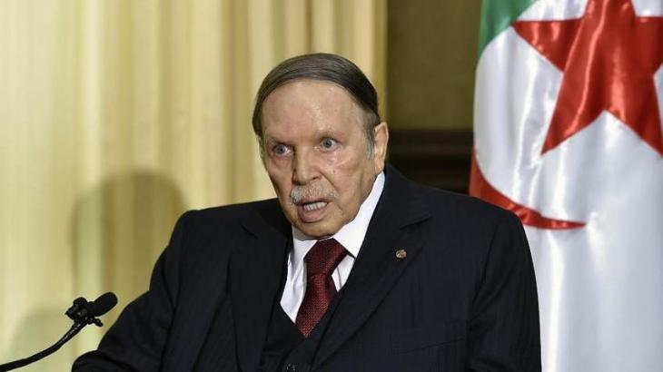 Algerian President's Transition Period Proposal Attempt to Retain Power, Quell Protests