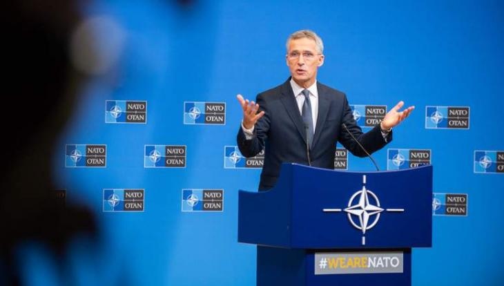 NATO Secretary General Stoltenberg to Present 2018 Annual Report on Thursday