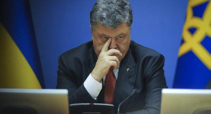 Ukrainian President Petro Poroshenko Says Going to Donbas Thursday to Meet With Ukrainian Volunteers