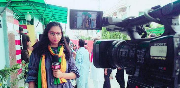 Journalist Rabia Noor wins Jamal Khashoggi Award for Courageous Journalism