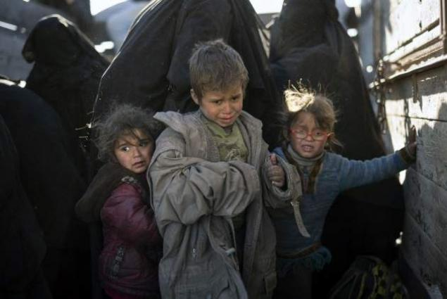 UNICEF Calls for Zero Child Deaths in Syria Next Year After Deadliest Year of 2018