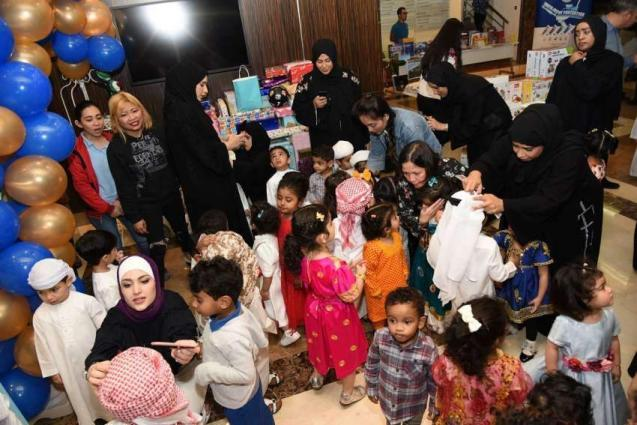 Dubai Customs celebrates Emirati Children's Day