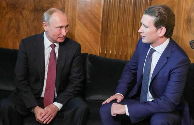 Putin Does Not Yet Plan Meeting With Austrian Chancellor, Contacts to Continue - Peskov