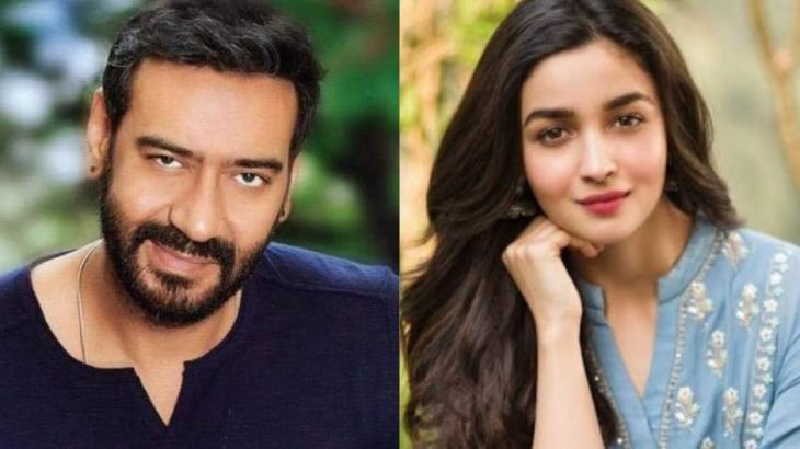 Alia Bhatt and Ajay Devgn set to make their Telugu debut with SS Rajamouli's 'RRR'