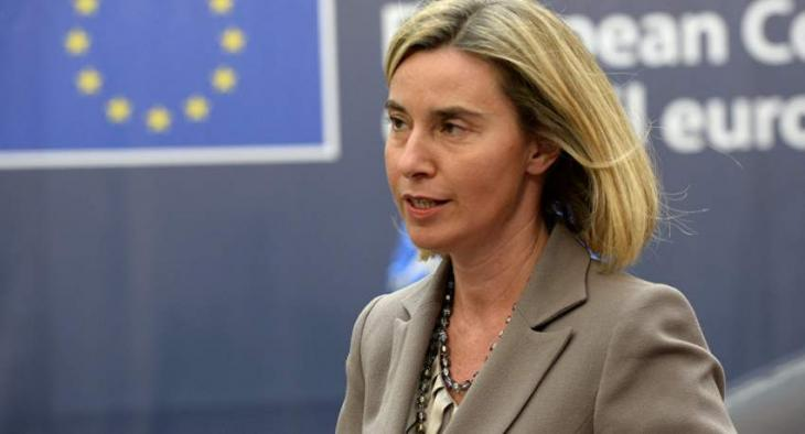 EU Pledges Over $1.2Bln for Syrian Refugees in 2019-2020 - Mogherini