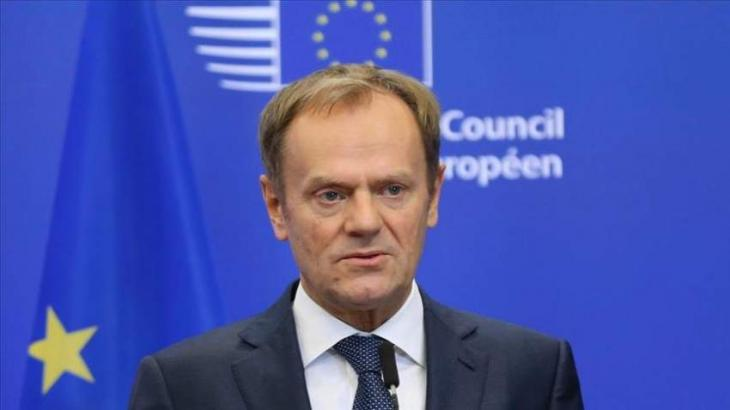 European Council Chief Says Will Call on EU States to Support 'Long' Brexit Extension