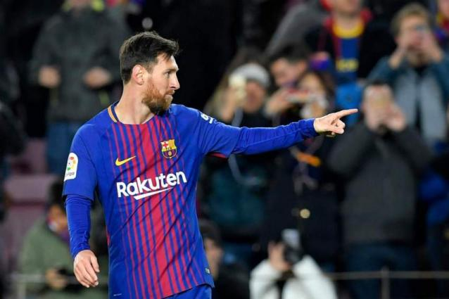 Lionel Messi's masterclass gives Barcelona resounding win over Lyon