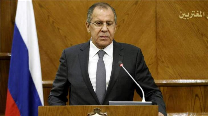 Lavrov Confirms Support for Caracas at Meeting With Venezuelan Counterpart