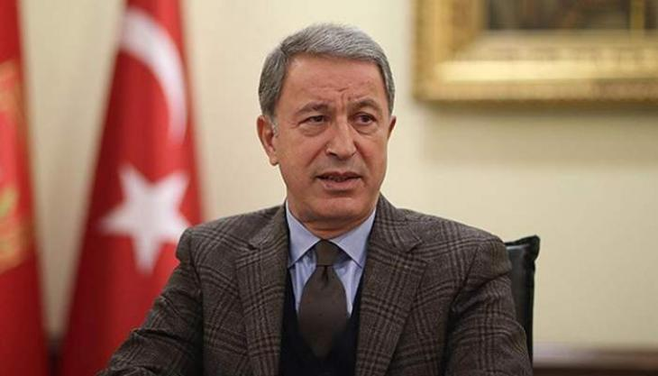 Turkish Defense Minister Expects Delivery of US F-35 Fighters in November