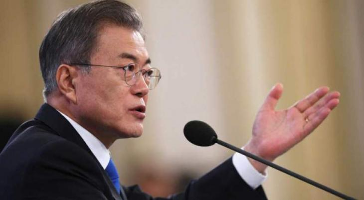 South Korean President Moon Jae-in's Approval Ratings Fall After Failed US-North Korean Summit on Denuclearization- Poll