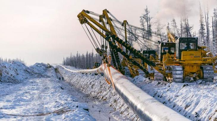 Russia's Gazprom to Start Filling Power of Siberia Gas Pipeline on September 1 -Subsidiary