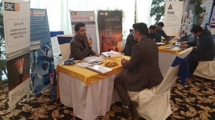 NUST holds Job Fair; Offers Best Graduates to Lahore Job Market