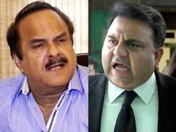 Fawad Ch to be removed as Information Minister, claims report