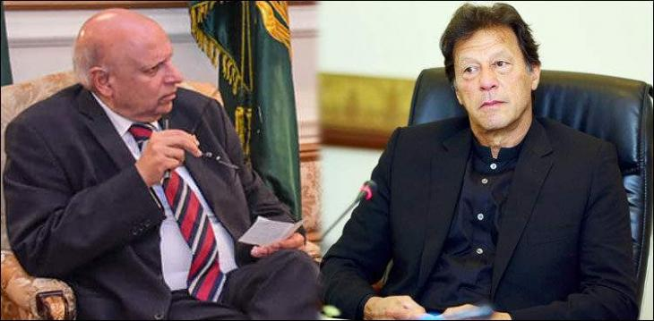Prime Minister stops Punjab Governor from signing MPAs' salary raise summary