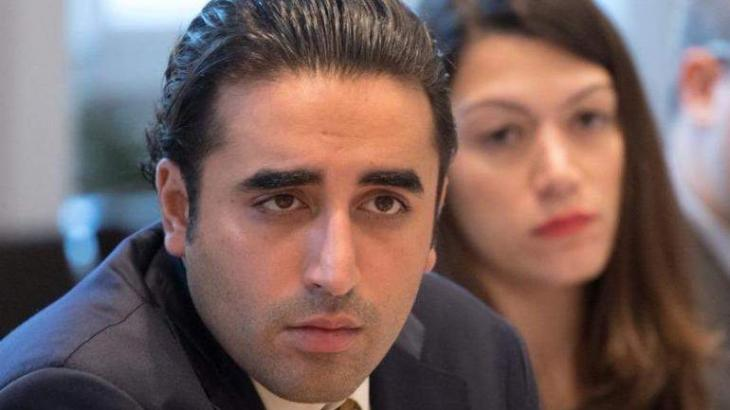 Bilawal Bhutto claims PTI's three ministers have ties with banned outfits