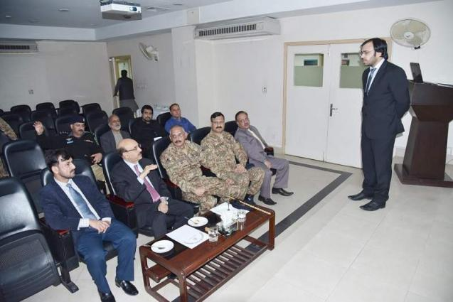Masood urges doctors to take advantage of emerging medical technologies