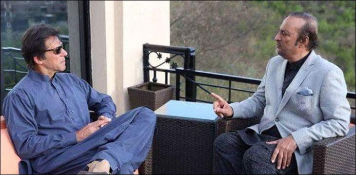 Babar Awan meets Prime Minister Imran Khan, discusses legal issues