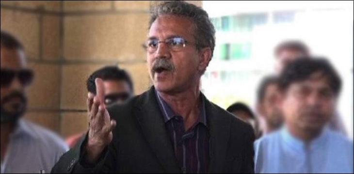 PML(N) parliamentary group announce support for Mayor Karachi Wasim Akhtar