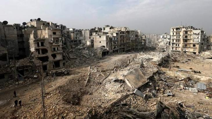Support to Syria in Rebuilding Country Cannot Be Linked to Political Expectations - IFRC