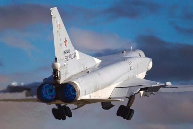 Two Russian Tu-22 Bombers Carry Out Patrol Flight Over Black Sea