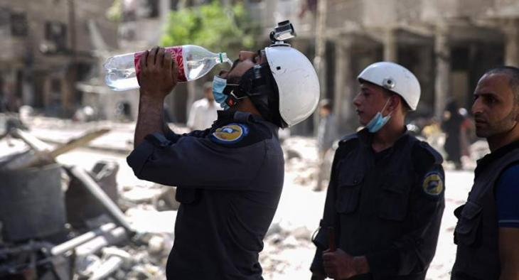 US Intends to Provide $5Mln to White Helmets, UN Mechanism in Syria - State Dept.