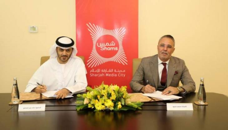 Sharjah Media City launches media training arm in JV with Exceed Media