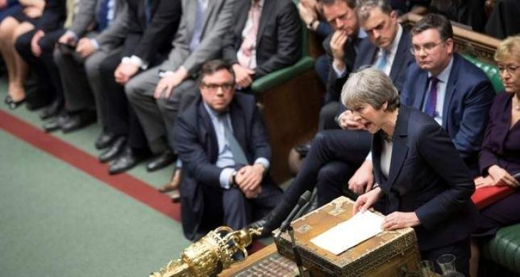 UK Parliament Rejects Amendment on 2nd Brexit Referendum