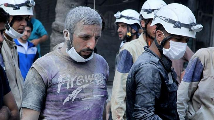 US Intends to Provide $5Mln to White Helmets, UN Mechanism in Syria - State Department