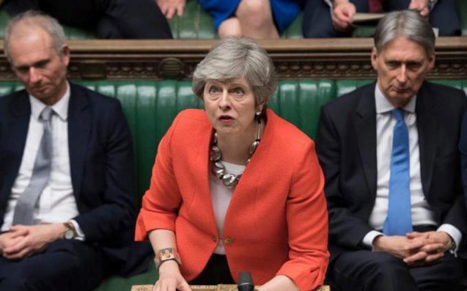 UK Parliament Rejects Labour Amendment on Brexit
