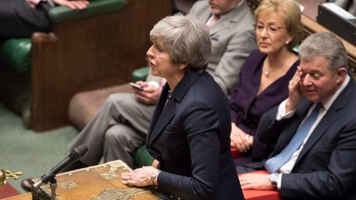UK Parliament Votes for Brexit Delay