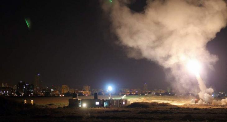Air Raid Sirens Sound in Tel Aviv For First Time Since 2014 - Sputnik Correspondent
