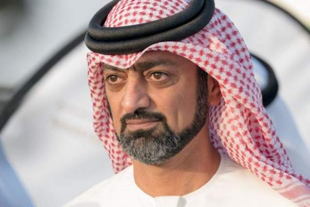 Ajman Crown Prince reviews FAD's goals, tasks
