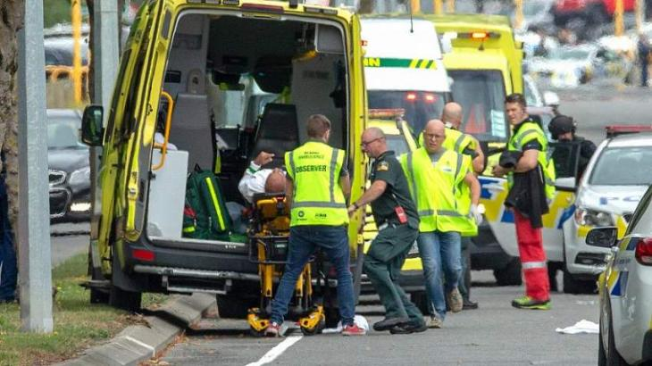 New Zealand Police Say Four People in Custody in Wake of Christchurch Mosque Shooting