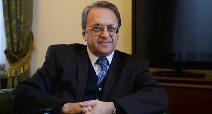 Russian Deputy Foreign Minister Bogdanov to Visit Sudan on Friday