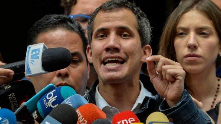 Venezuela Opposition's Plans to Open Embassy in Jerusalem 'Unforgivable Mistake' - Embassy