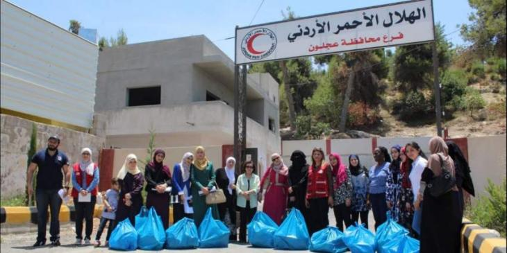 IFRC Stresses Need to Start Rebuilding Syria as Armed Conflict Enters 9th Year