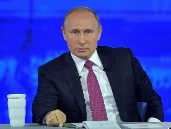 Putin Extends Condolences to New Zealand Prime Minister Over Christchurch Shootings