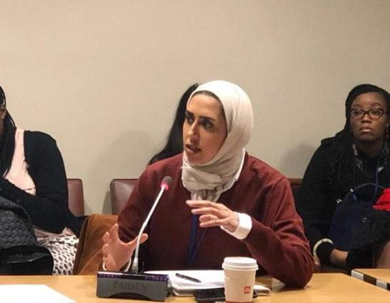 UAE calls for greater global action to advance gender equality