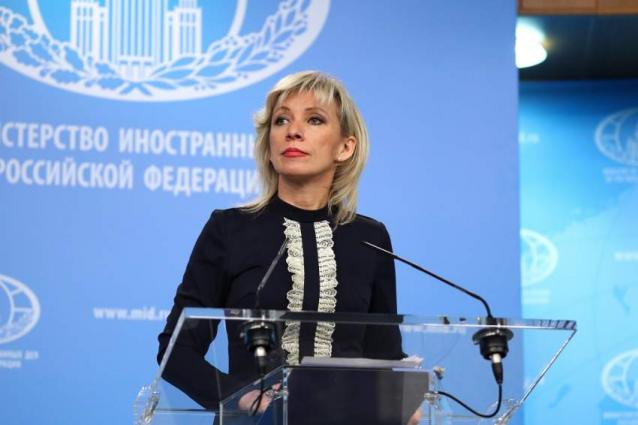 Lavrov to Receive Algerian Foreign Minister in Moscow March 19 - Zakharova